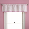 Baby's Pretty in Pink Nursery Valance