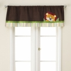 Jungle Jubilee Nursery Window Valance