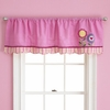 Luv Bug Nursery Window Valance
