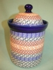 Medium Polish Canister - Pattern A34
