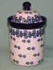 Medium Polish Canister - Pattern A64