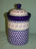 Medium Polish Canister - Pattern A74