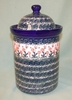 Extra Large Kitchen Canister - Pattern A14