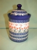 Medium Polish Canister - Pattern A14