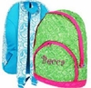 Kids' Personalized Quilted Backpacks