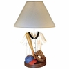 Baseball Jersey Table Lamp