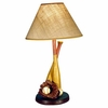 Baseball Bat and Ball Table Lamp
