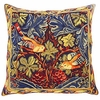 Birds French Tapestry Cushion Cover