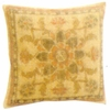 Rosette Chenille Tapestry Cushion Cover