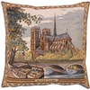 Notre Dame Tapestry Cushion Cover
