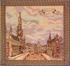 Bruxelles Grand Place Cushion Cover