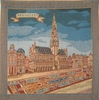 Grand Place Brussels Cushion Cover