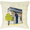 Arc De Triomphe Cushion Cover