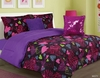 Girl's  Misty Multi Color Bed Set