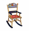 Guidecraft Playoffs Rocking Chair