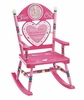 Girls' Time Out Rocking Chair