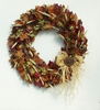Flora Fall Wreath - Preserved