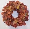Fall Burst Wreath - Preserved