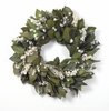 Winter Salal Wreath