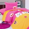 Kid's Country Kittens Bedding Set