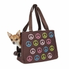Peace Sign Puppy Carrier