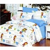 Girl's Cartoons  Blue  Bed in a Bag Set