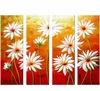 Virtue of the Daisy Canvas Art