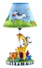Kid's Sunny Safari Table Lamp