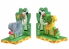 Sunny Safari Bookends for Kids