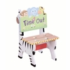 Kid's Time Out Chair - Sunny Safari