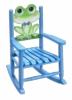 Sunny Safari Rocking Chair-  Frog