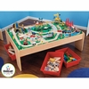 Waterfall Mountain Train  and Table Set
