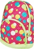 Kid's Quillted Backpack - Pink Dots
