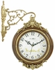 European Noblesse Two-sided Clock