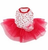 Puppy Angel Cherry Shirring Dress