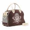 Royal Paw  Pet  Carrier - Brown