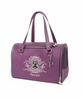 Posh Paws Purple Pet Carrier