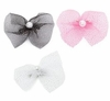 Featherlite Bow Puppy Hair Pin