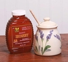 Lavender Honey Pot and Honey Gift Set