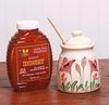 Red Poppies Honey Pot & Honey Gift Set