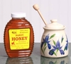 Iris Honey Pot and Honey Gift Set