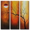 Eclipse Canvas Art