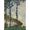 Claude Monet's  Poplar Trees Tapestry