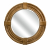 Duncan Wood Round Wall Mirror