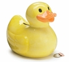 Yellow Ceramic Duck Piggy Bank