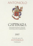 2007 Antoniolo Gattinara
