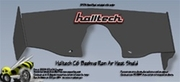 Halltech Beehive Heat Shield for Killer Bee