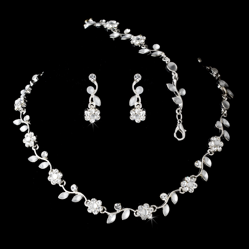 Necklace Earring Bracelet Sets