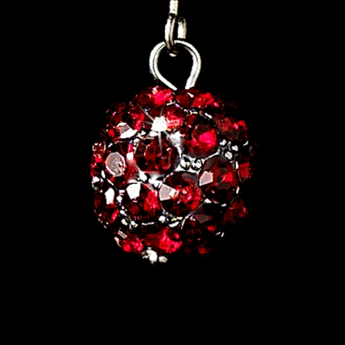 Earring 1000 Red