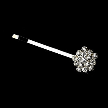 * Crystal Hair Bobby Pin 70